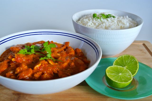 Jeanne Calitz:stillewe:butter chicken
